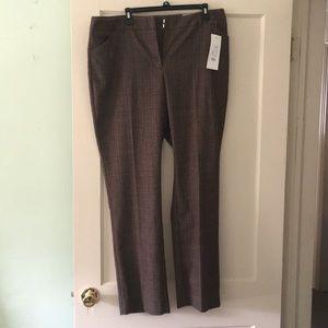 NWT Maurices Slim Boot dress pants
